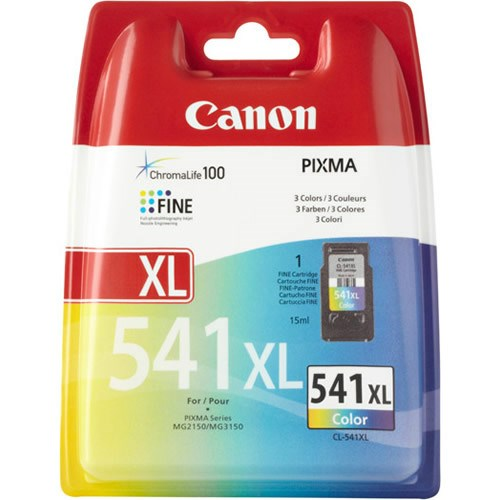 Tinta Canon CL-541XL color alta capacidad