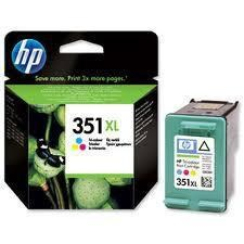 HP 351XL - CB338EE tinta color
