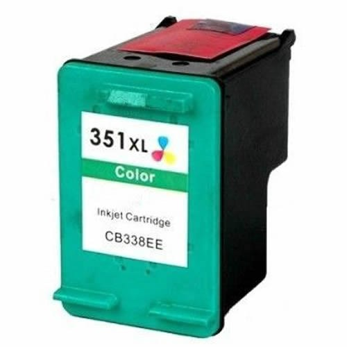 Tinta CB338EE - 351XL Hp compatible color