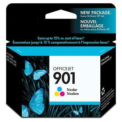 Tinta CC656AE - 901 Hp color