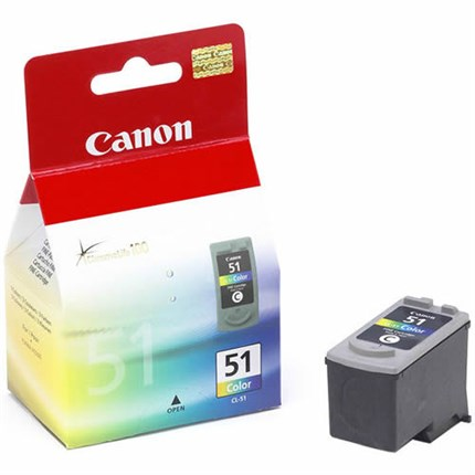 Tinta CL-51 Canon color alta capacidad