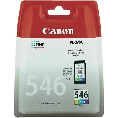 Canon CL-546 - 8289B001 tinta color