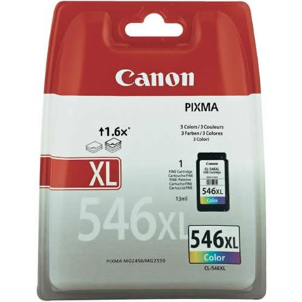Canon CL-546XL - 8288B001 tinta color