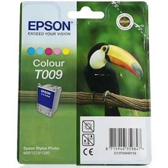 Epson T009 tinta color