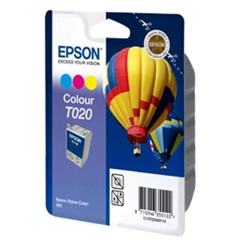 Tinta Epson T020 color