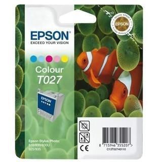 Tinta Epson T027 color