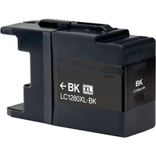 Tinta LC-1280XLBK Brother compatible negro
