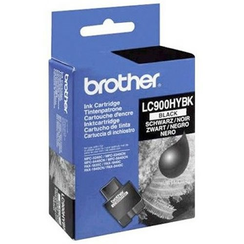 Brother LC-900HYBK tinta negro