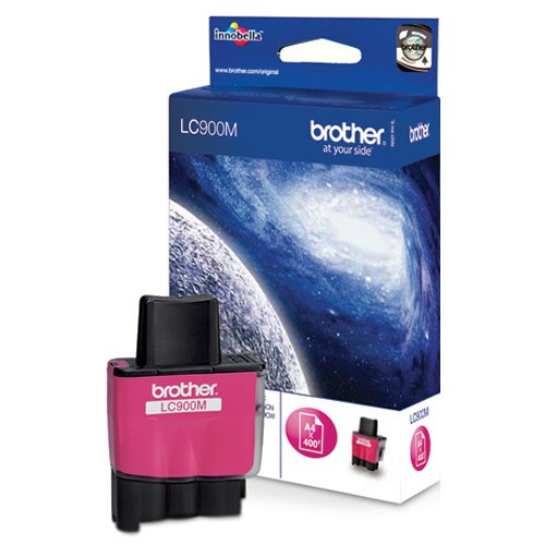 Brother LC-900M tinta magenta