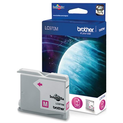 Tinta LC-970M Brother magenta