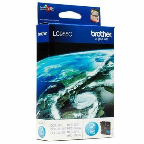 Brother LC-985C tinta cian