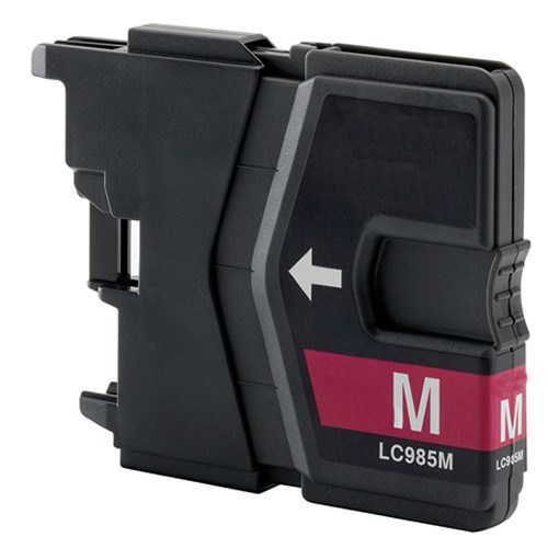Tinta LC-985M Brother compatible magenta