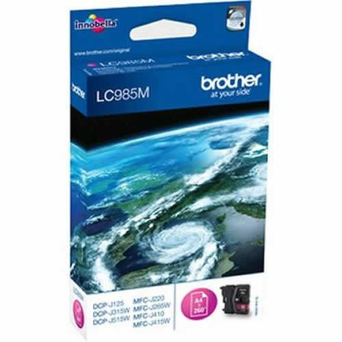 Tinta LC-985M Brother magenta