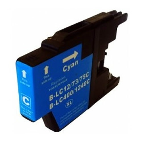 Tinta LC1240C Brother compatible cian