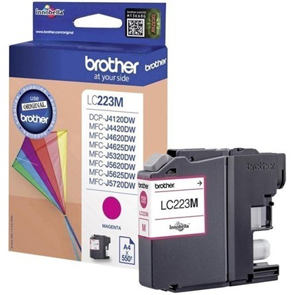 Brother LC223M tinta magenta original