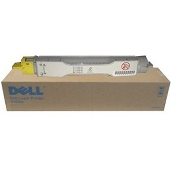 Dell 593-10053 - HG308 toner amarillo