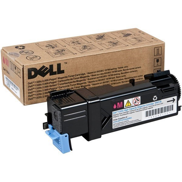 Dell 593-10261 - WM138 toner magenta