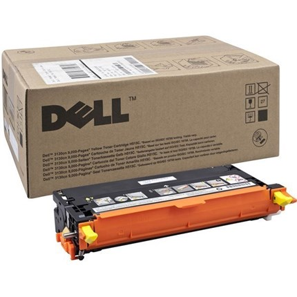 Dell 593-10291 - H515C toner amarillo original