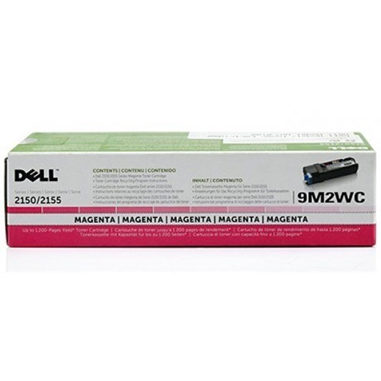Toner 593-11038 - 9M2WC Dell magenta