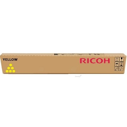 Toner 842035 - 884931 - MP C4500 Ricoh amarillo