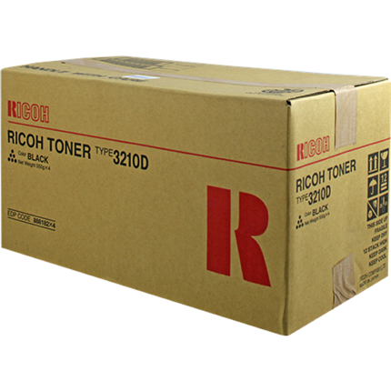 Ricoh 842078 - 888182 - Typ 3210D multipack negro