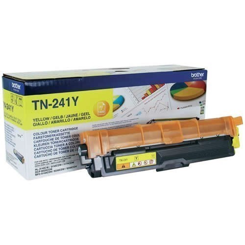 Brother TN-241Y toner amarillo