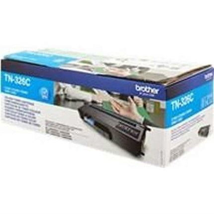 Brother TN-326C toner cian original