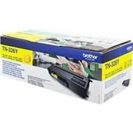 Brother TN-326Y toner amarillo original