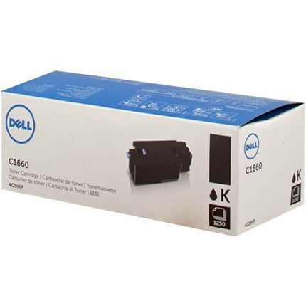 Toner Dell 593-11130 - 7C6F7 - 4G9HP negro, estandar