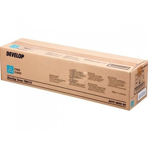 Develop A0704D0 - TN611C toner cian