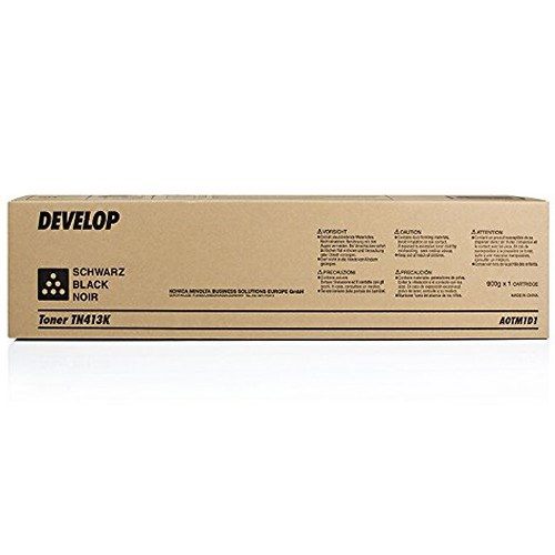 Develop A0TM1D1 - TN413K toner negro