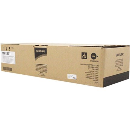 Sharp MX-315GT toner negro original