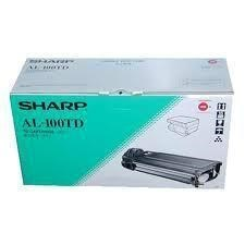 Sharp AL-100TD toner negro original