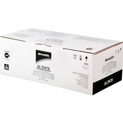 Sharp AL-214TD toner negro original