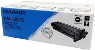 Toner Sharp AM-30DC negro
