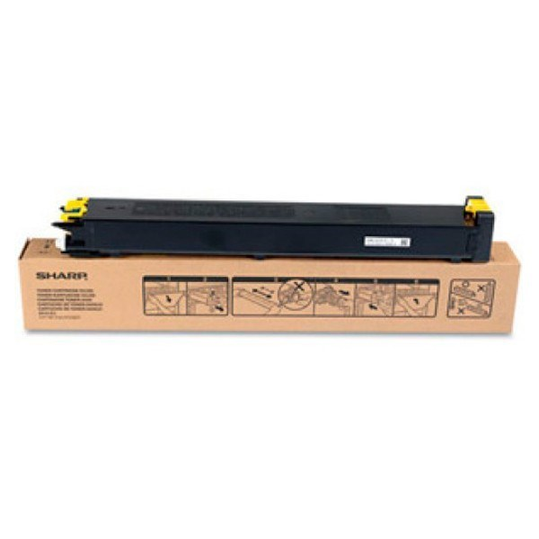 Sharp MX-23GTYA toner amarillo