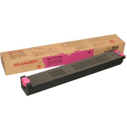 Sharp MX-27GTMA toner magenta original