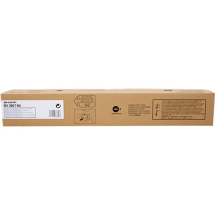 Toner Sharp MX-36GTBA negro