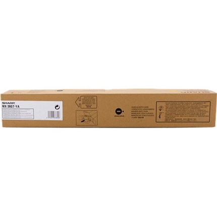 Sharp MX-36GTYA toner amarillo original