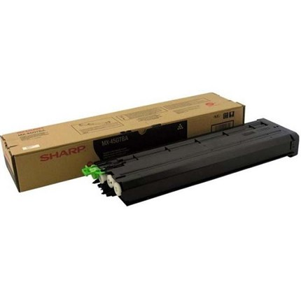 Toner Sharp MX-45GTBA negro