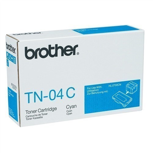 Brother TN-04C toner cian
