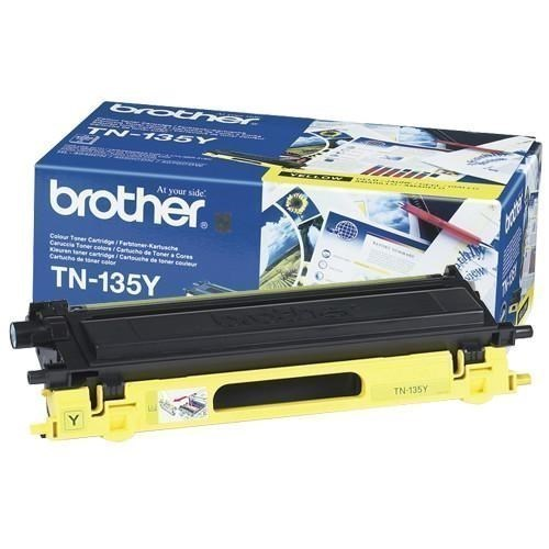 Brother TN-135Y toner amarillo