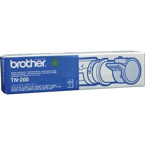 Toner TN-200 Brother Negro