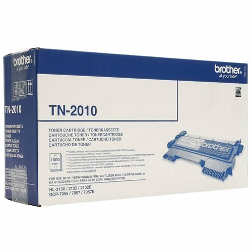 Toner TN-2010 Brother Negro