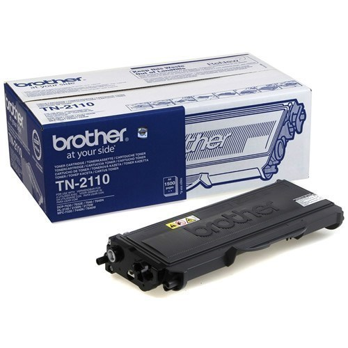 Brother TN-2110 toner negro