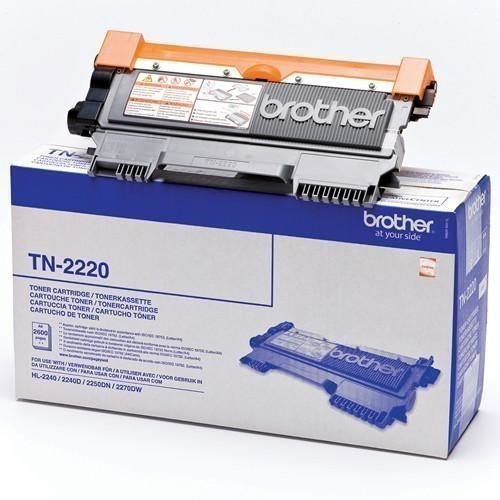 Brother TN-2220 toner negro
