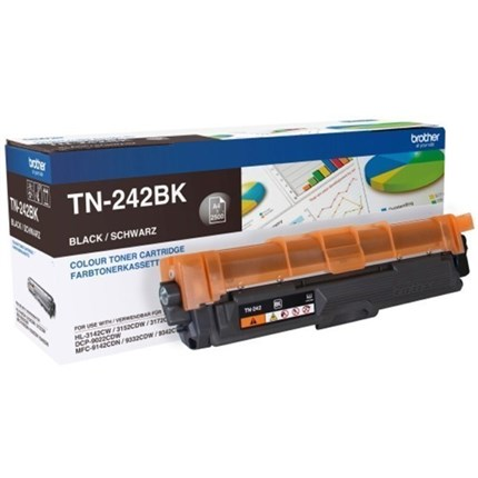 Brother TN-242BK toner negro