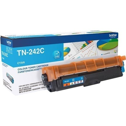 Brother TN-242C toner cian