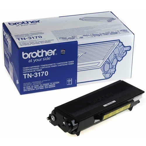 Brother TN-3170 toner negro