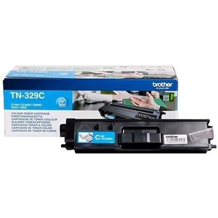Brother TN-329C toner cian